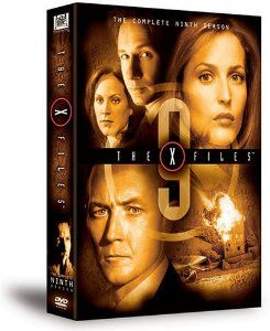 Amazon.com: The X-Files: The Complete Ninth Season: David Duchovny, Gillian Anderson, Robert Patrick, Mitch Pileggi, Tom Braidwood, William ...