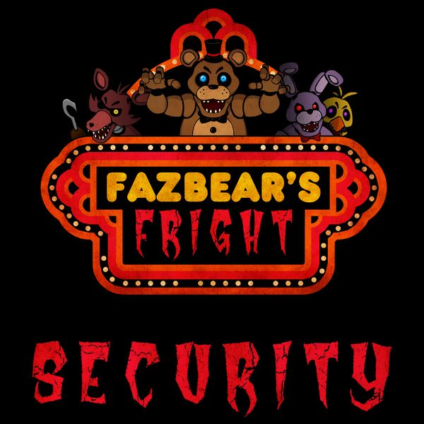 ====== Shirt for Sale ====== Fright Logo Security Five Nights at Freddy's tshirt by Kaiserin. =========================   #FNAF