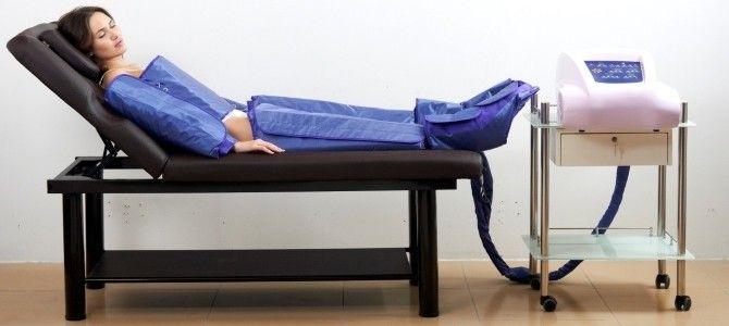 Pressoterapia com Infravermelhos