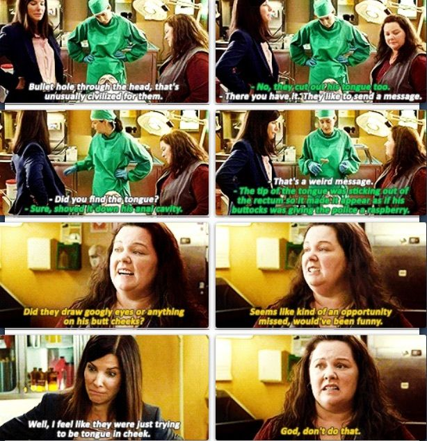 The Heat Quotes Mesmerizing The Heat Bad Combo  The Heat  Pinterest  Melissa Mccarthy And