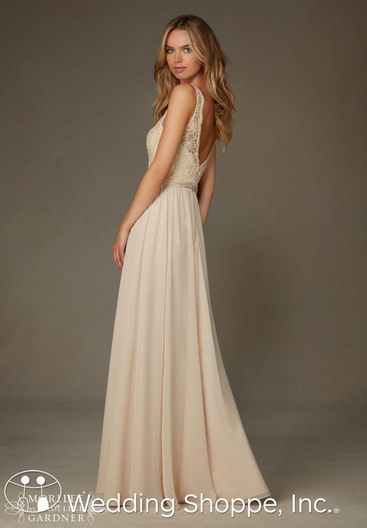 Mori Lee Bridesmaid Dress 122