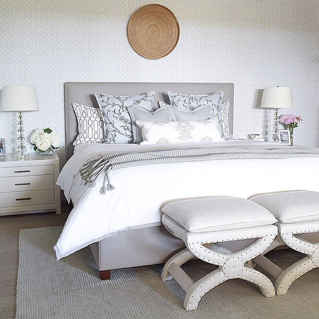 Transitional Master Bedroom Ideas: A Transitional Master Bedroom Tour