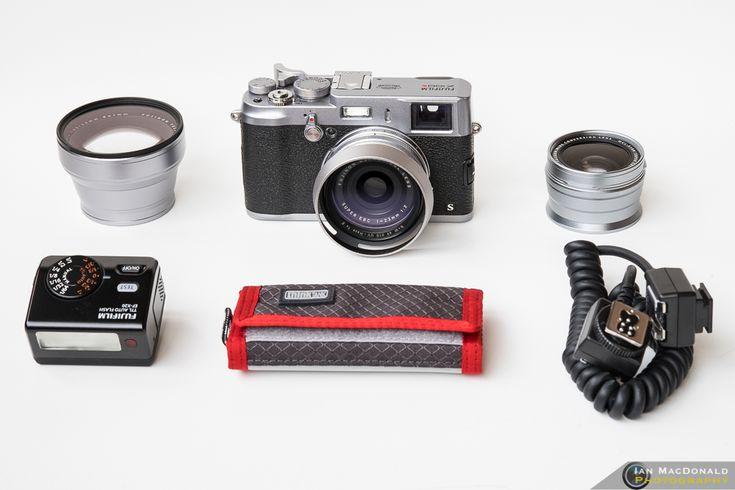 Fuji X100s Travel Kit