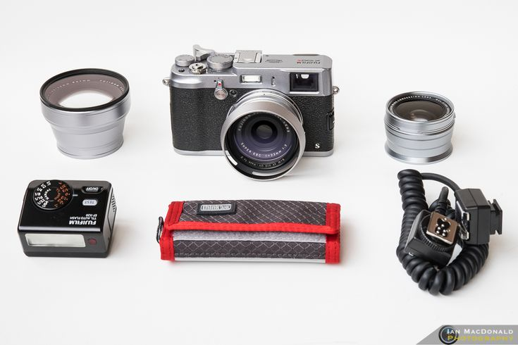 Fuji X100s Travel Kit