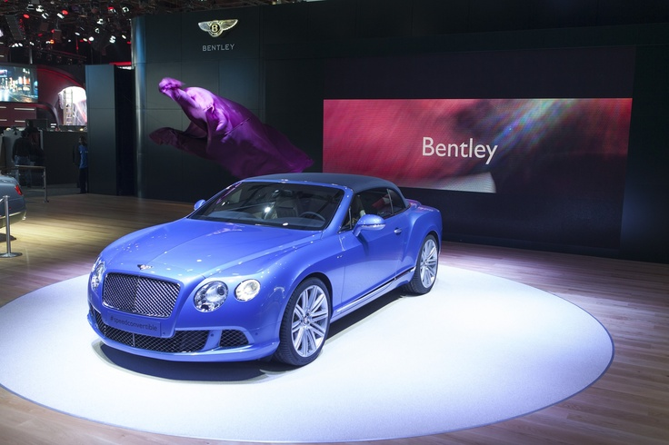 Detroit Auto Show 2013 - Bentley