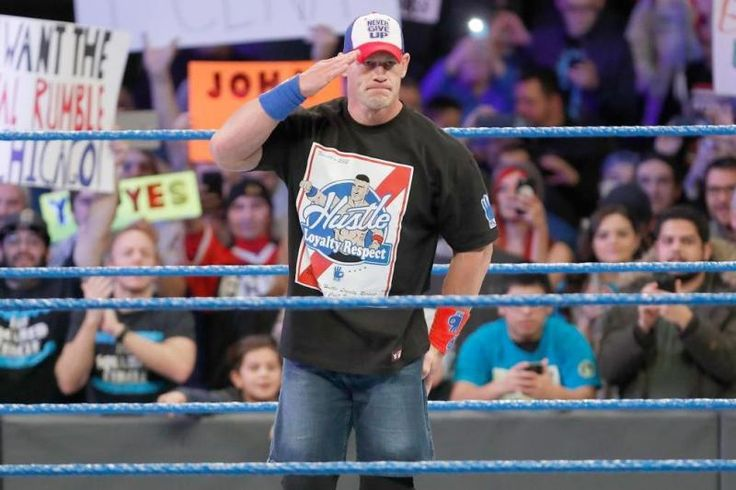 Projecting John Cena's Feuds Leading Up to WWE WrestleMania 33 ...