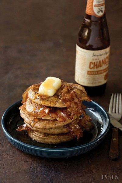 Oh! My Pancake , 맥주 팬케이크