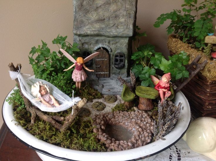 18 Best Images About Mini Garden Greatness On Pinterest A Tree Miniature And Plants
