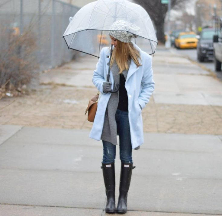 Ultimate Cool and Baby Blue Jacket Like a Clear Sky -Fit for a Sunny Day