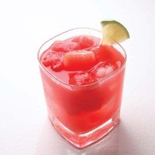 Watermelon Gin Fizz... Uhhhh yes please.