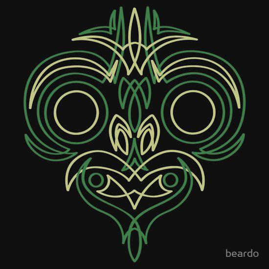 maori tiki pinstriping - Google Search