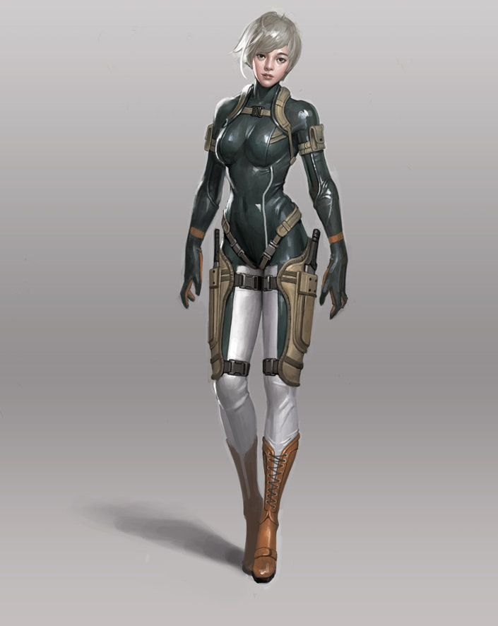 Military Suit, Heo Ilhaeng on ArtStation at https://www.artstation.com/artwork/military-suit