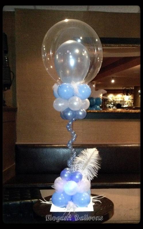 Best ballondeco helium tafeldeco images on pinterest