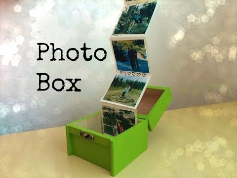 DIY Pull-out Photo Album: Sweet and Memorable Valentine's Day Idea - The Budget Diet