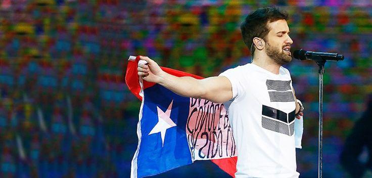 El mayor éxito de Pablo Alborán en el Festival Viña del Mar, #Chile