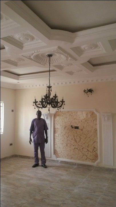 Modern interior painting professional ideas pictures for Interior decoration training in nigeria