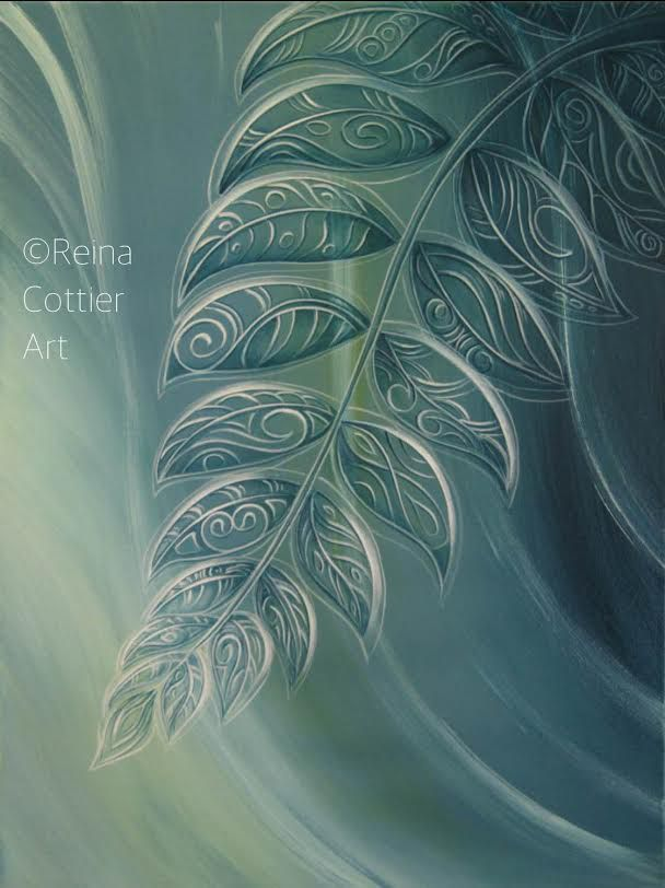 © Reina Cottier #painter #painting #art