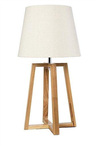 Nate Table Lamp - EziBuy New Zealand