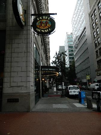 Hotel Monaco Portland, OR - A Kimpton Hotel  Voted #9 in Traveler's Choice 2012 The Best Hotels in the United States
