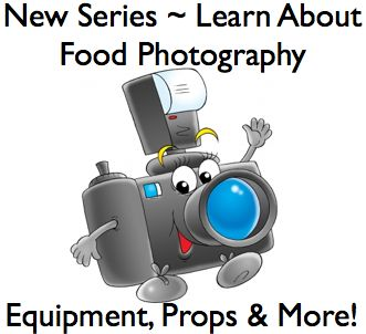 A New Series ~ Food Photography, Equipment, Props & More!   Even though this is for food photography, I wonder if the articles can help with other product photography