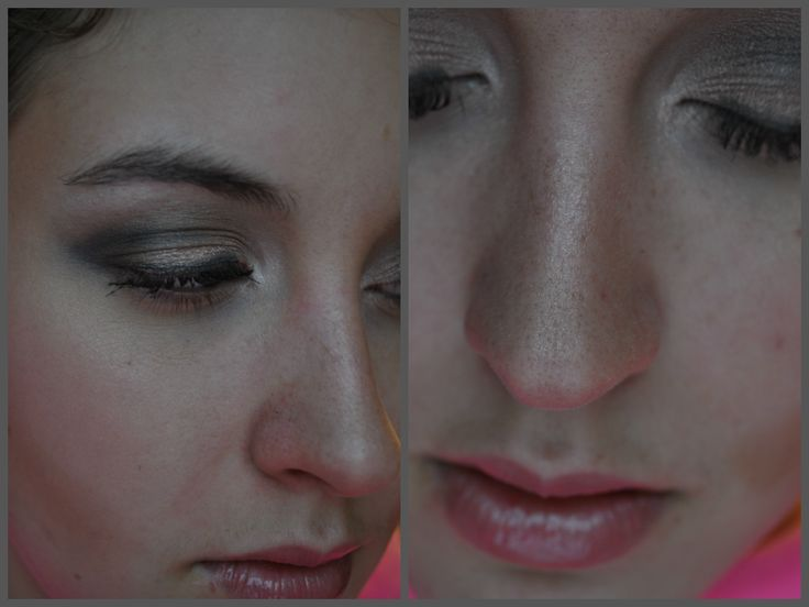 day to night make up  http://www.youtube.com/watch?v=nfv7RB53nlI