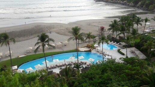 Quinta Real Acapulco.