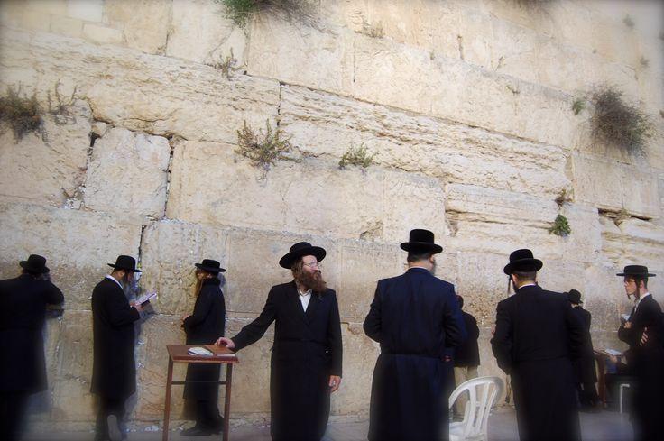 Gerusalemme Muro del Pianto