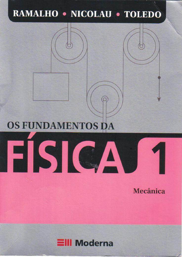 Os Fundamentos Da Fisica Vol 1 9 Ed RAMALHO Mecanica Blog