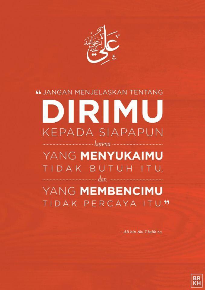 Quote Ali bin Abi Thalib