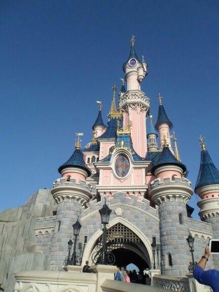 Il castello della bella addormentata