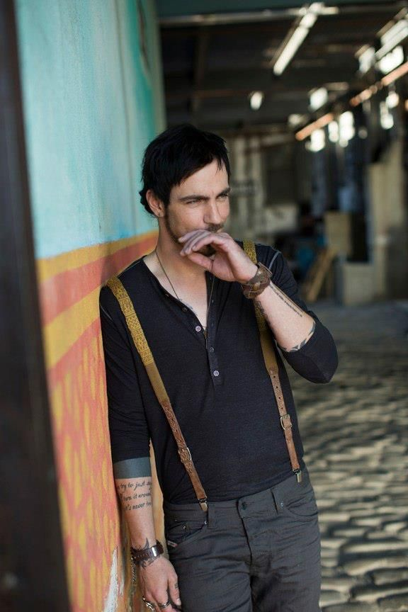 This man could never look bad ... Adam Three Days Grace.