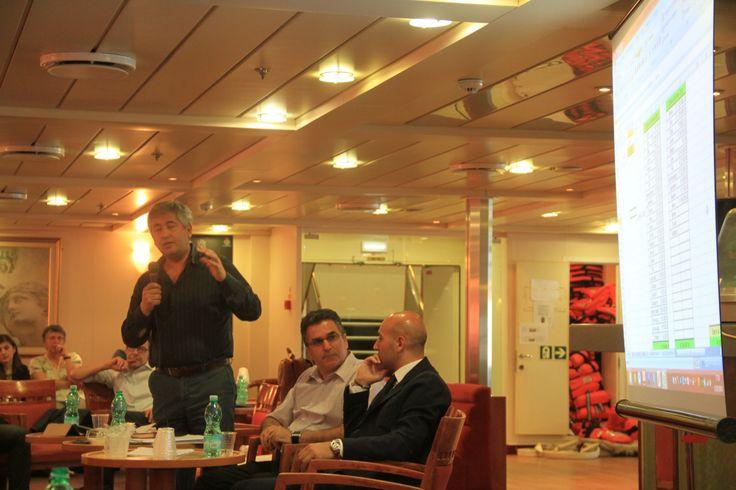 inaugurazione Stagione 2014 GoinSardinia - la Compagnia di navigazione da e per la Sardegna creata dai sardi (conferenza stampa)