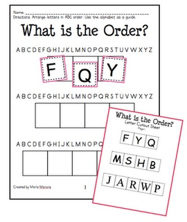 ... Abc, Spelling Worksheets, Abc Order, Montessori Worksheets, Order