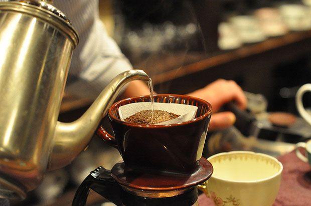 Coffee in Japan: The Kissaten