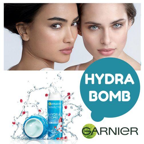 Actívate¡¡¡. Ahora para mantenerse joven, basta con una bomba de activación antioxidante. Nueva Hydra Bomb 3 en 1 de Garnier. #activateportupiel. Descúbrela ya en nuestras tiendas¡¡¡ ➡ Quieres saber más de Hydra Bomb?, pincha aquí http://bit.ly/1TQrypo y llévatela GRATIS¡¡¡