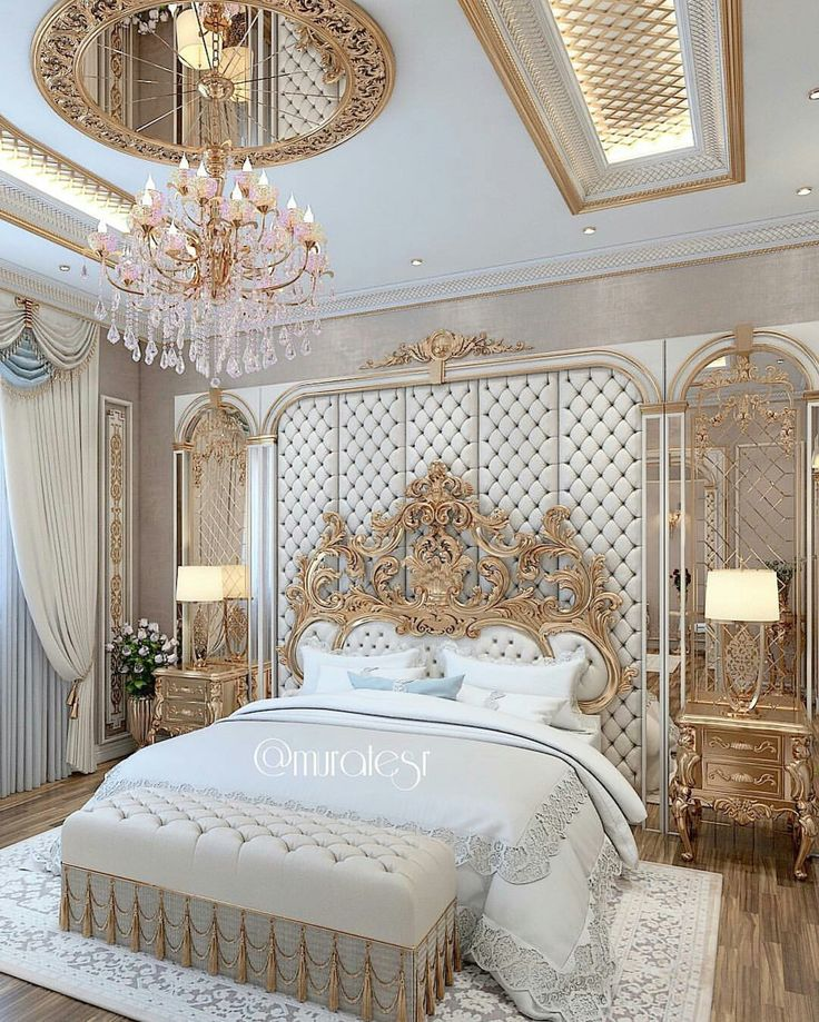 Queen bedroom ideas