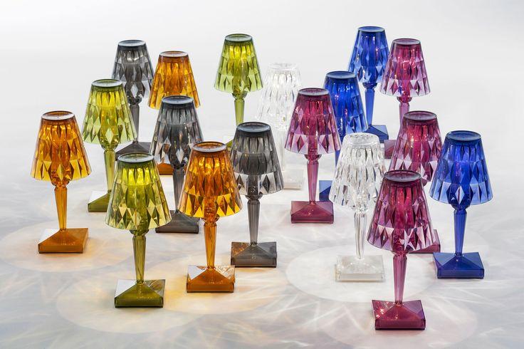 Battery la nuova lampada di Ferruccio Laviani firmata Kartell - @kartelldesign