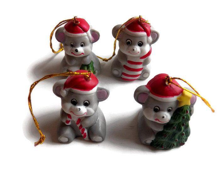 22 best Christmas Ornaments  Vintage images on Pinterest