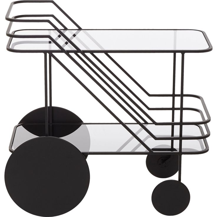 Dante Goods And Bads Come As You Are Rolling Bar Cart At Barneys.com