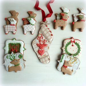 Galletas Efecto Madera   – Christmas cookies