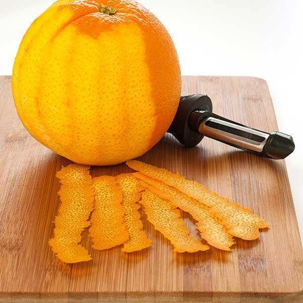 Make Your Own Dried Orange Peel