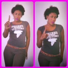 #stolenfromafrica UK