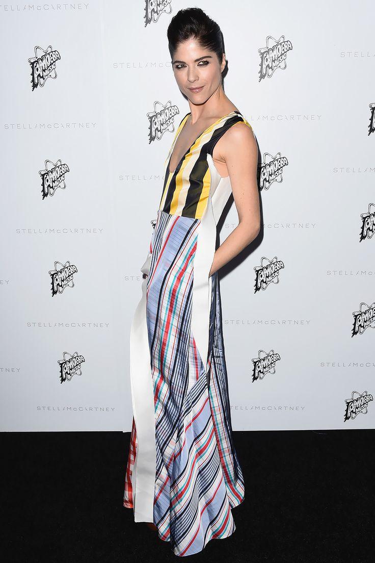 Гости презентации коллекции Stella McCartney pre-fall в Лос-Анджелесе | Мода | Выход в свет | VOGUE