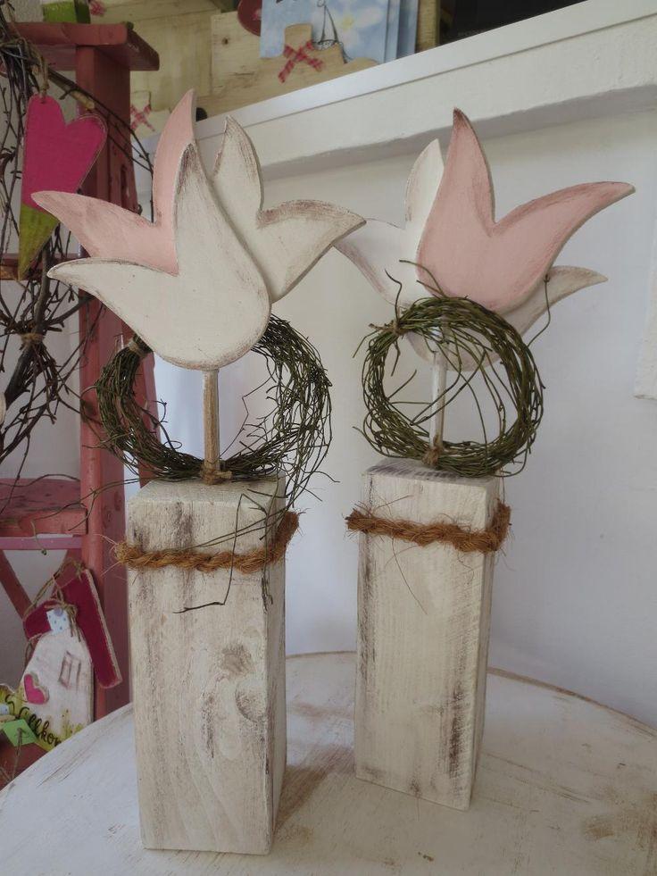 www.De-Kora.de - Dekorationen auf Stamm