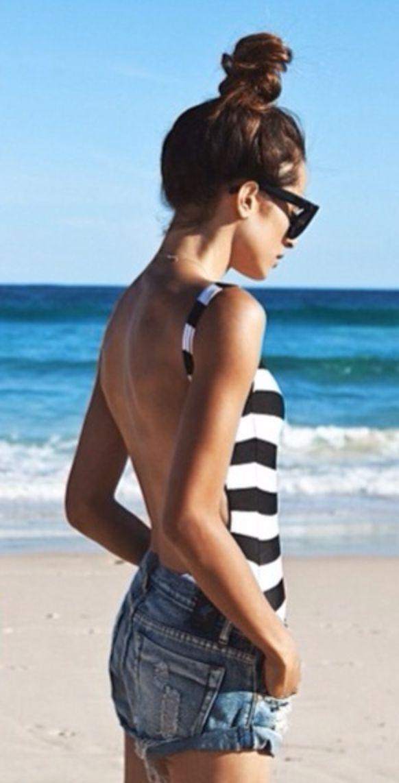 MIMITIKA // summer :: bikini :: stripes //