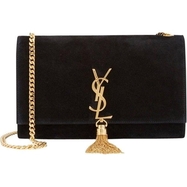 Pre-owned Saint Laurent New Ysl Noir (black) Suede... - SMΩҜΣ LIҒΣ βΣҒΩRΣ  SHΣ SMΩҜΣS ΨΩU   Shoes   Bags in 2019   Ysl, Bags, Shoulder Bag c62dc6b46b