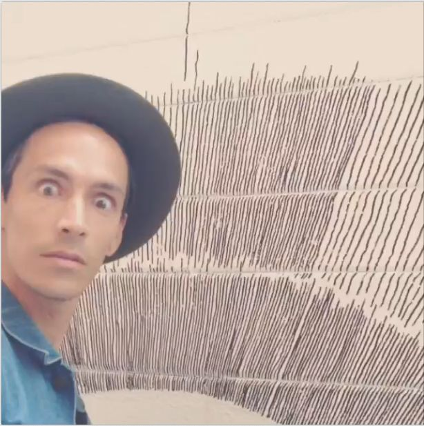145 best images about art by brandon boyd on pinterest for Brandon boyd mural