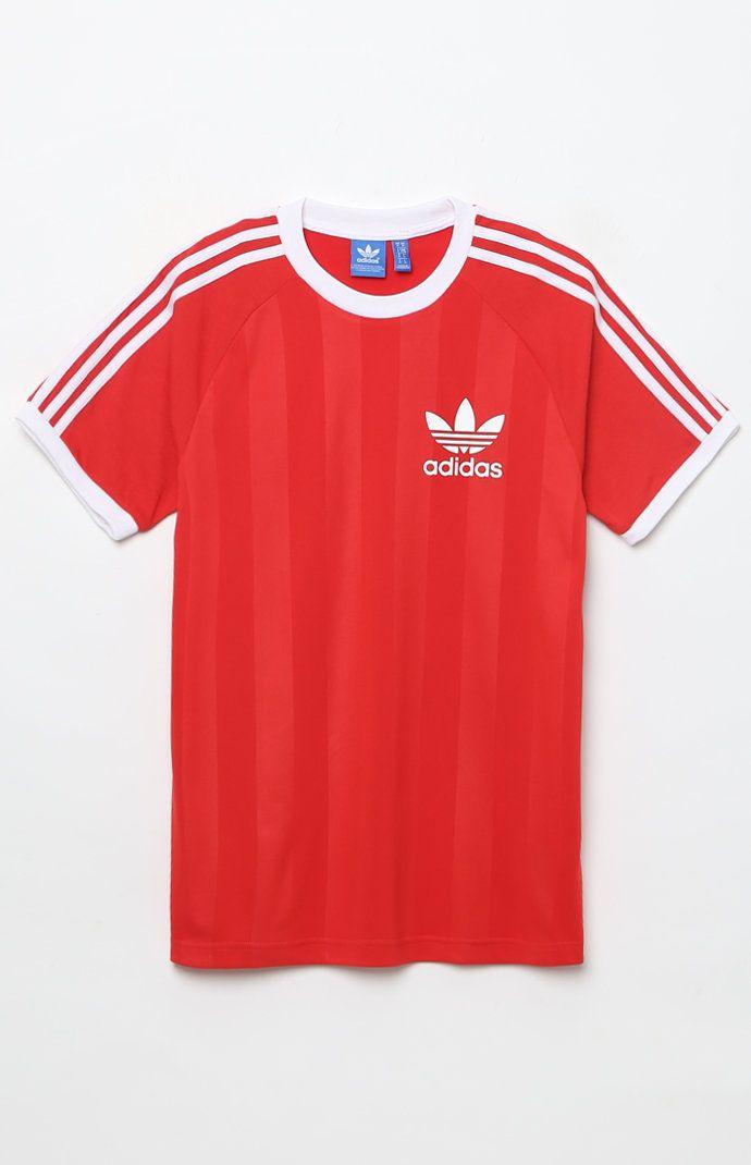 California Red T-Shirt