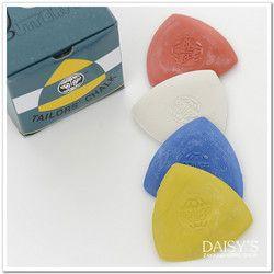 正宗蝴蝶牌三角形划粉 优质原料 片面光洁亮丽 色彩鲜明 彩色盒装