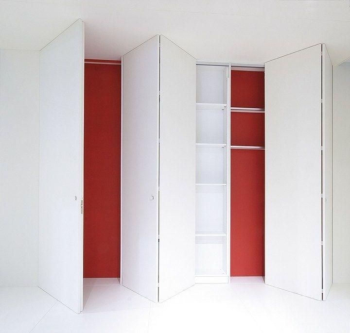 ARMADIO A MURO COMBI DOOR COLLEZIONE COMBI BY SISTEMI RASOPARETE®